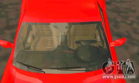 Ferrari 599 Beta v1.1 for GTA San Andreas back view