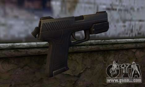 MK23 for GTA San Andreas second screenshot