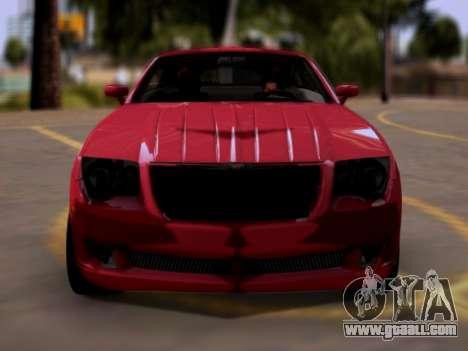 GTA 5 Fusilade for GTA San Andreas right view