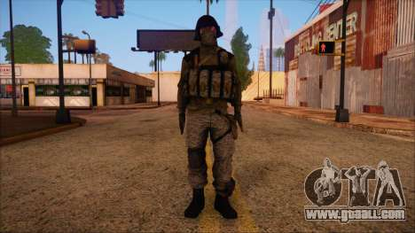 Recon from Battlefield 3 for GTA San Andreas