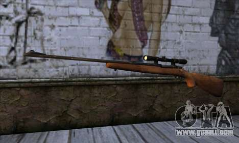 Sniper Rifle from The Walking Dead for GTA San Andreas