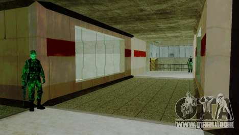 Recovery zone 69 for GTA San Andreas