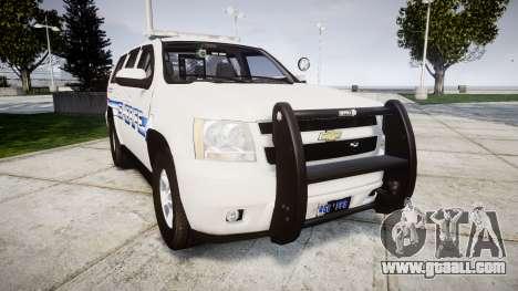 Chevrolet Tahoe [ELS] Liberty County Sheriff for GTA 4