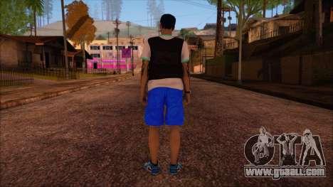 GTA 5 Online Skin 15 for GTA San Andreas second screenshot