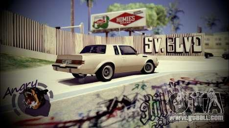 Skate Park for GTA San Andreas third screenshot
