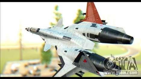 ADFX-02 Morgan for GTA San Andreas left view