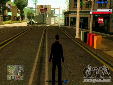 Ped.ifp v2 for GTA San Andreas sixth screenshot