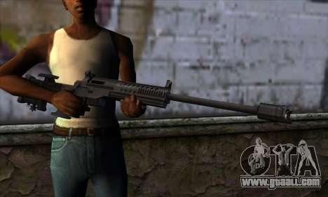 JNG-90 for GTA San Andreas third screenshot