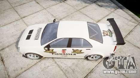 Albany Presidente Racer [retexture] Pibwasser for GTA 4 right view