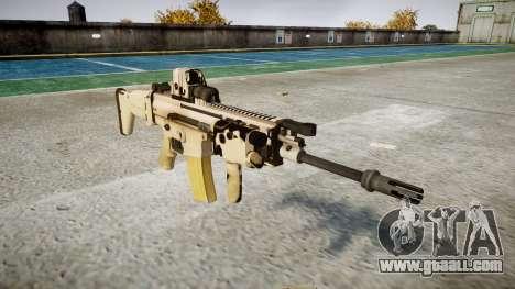 Machine FN SCAR-L Mk 16 icon3 for GTA 4