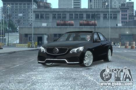 Mercedes-Benz E63 BRABUS 850 for GTA 4