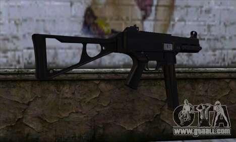 UMP45 v1 for GTA San Andreas second screenshot