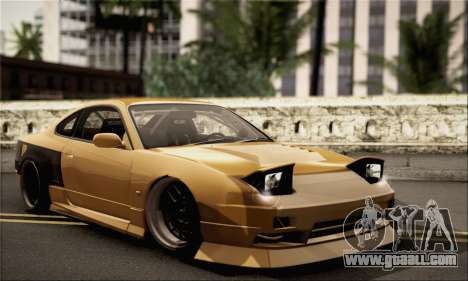 Nissan Silvia S24-5 (215SX) for GTA San Andreas