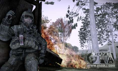 ENBseries for low PC 4.0 SAMP VerSioN for GTA San Andreas second screenshot