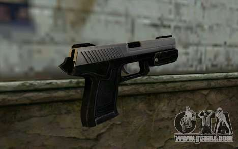 Pistol from Deadpool for GTA San Andreas second screenshot