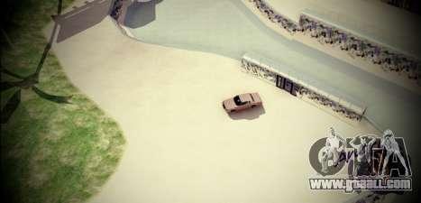 Skate Park for GTA San Andreas second screenshot