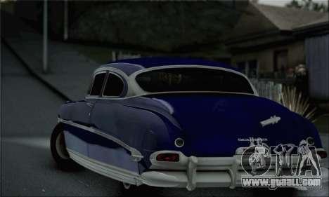 Hudson Hornet 1952 for GTA San Andreas left view