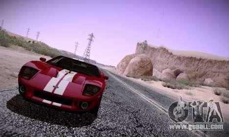 ENBseries for low PC 4.0 SAMP VerSioN for GTA San Andreas forth screenshot