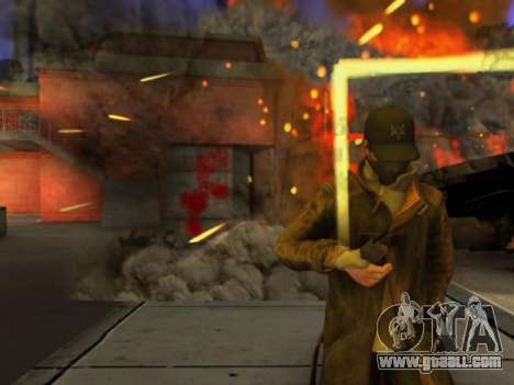 The Herp ENB FINAL for high and medium PC for GTA San Andreas third screenshot