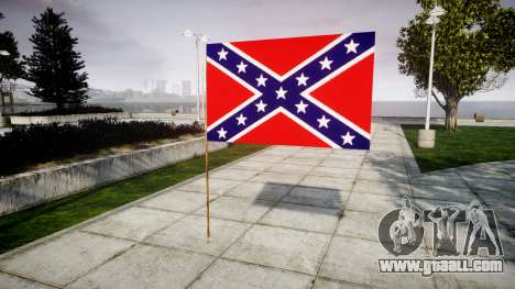 The flag of the Confederacy for GTA 4