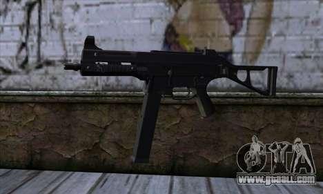 UMP45 v1 for GTA San Andreas