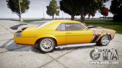 Declasse Tampa GT for GTA 4 left view