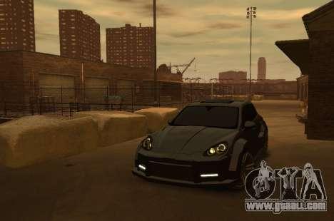Porsche Cayenne 2012 GT for GTA 4 inner view