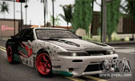 Nissan Silvia S14 Zenki Matt Powers for GTA San Andreas