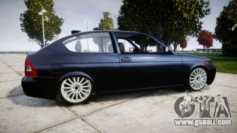ВАЗ-21728 LADA Priora Coupe for GTA 4 left view