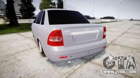 VAZ-2170 best for GTA 4 back left view