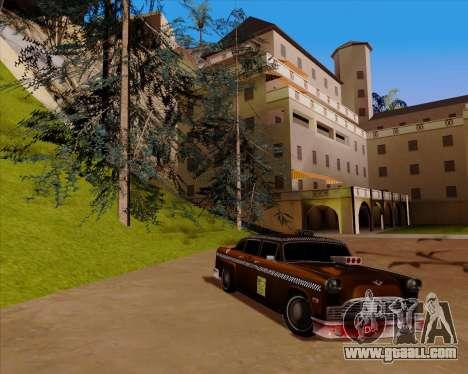 Borgnine for GTA San Andreas right view