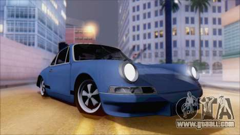 Porsche 911 Carrera 1973 Tunable KIT A for GTA San Andreas