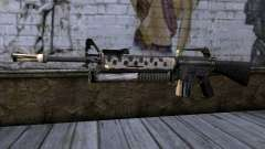 M4 from Call of Duty: Black Ops v2