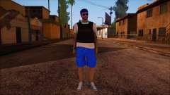 GTA 5 Online Skin 15 for GTA San Andreas