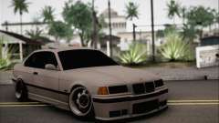 BMW M3 E36 Bosnia Stance for GTA San Andreas