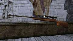 Sniper Rifle from The Walking Dead