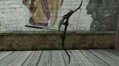 Green Arrow Bow v1 for GTA San Andreas