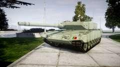 Leopard 2A7 PT Green