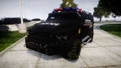 SWAT Van [ELS] for GTA 4