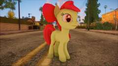 Applebloom from My Little Pony for GTA San Andreas