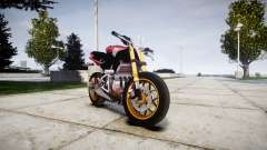 Yamaha YZF-R6 Stunt
