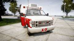 Brute V-240 Ambulance [ELS] for GTA 4
