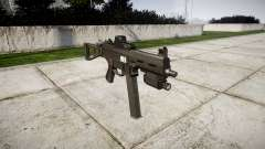 German submachine gun HK UMP 45