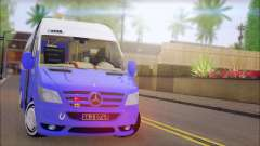 Mercedes-Benz Sprinter Ostim Dolmus for GTA San Andreas