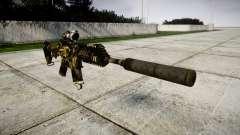 Machine P416 ACOG silencer PJ2