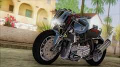 BMW R1100R Street for GTA San Andreas