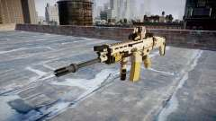 Machine FN SCAR-L Mk 16 icon2