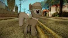 Silverspoon from My Little Pony for GTA San Andreas