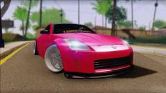 Nissan 350Z CAMBERGANG for GTA San Andreas