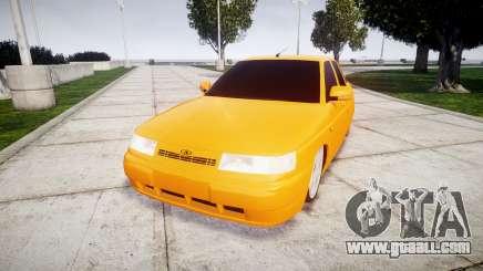 ВАЗ-2110 Bogdan rims1 for GTA 4